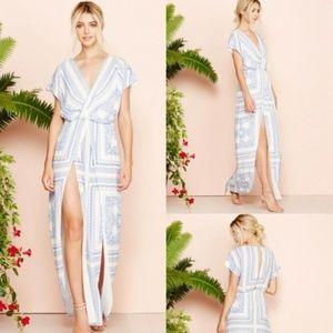 Lovers + Friends Twilight Maxi Dress Sz XS